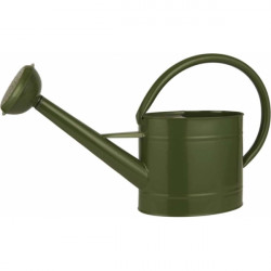 Zinc watering can, 5 liters
