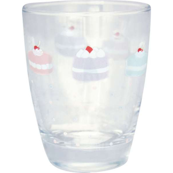 Glass Water Alice pale grey by Greengate