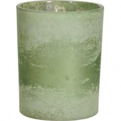 Windlicht Zofia grün