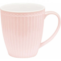 Mug Alice coral by Greengate