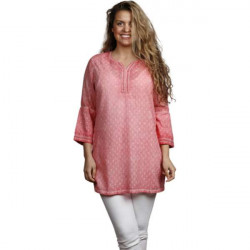 Tunic Tracey, coral