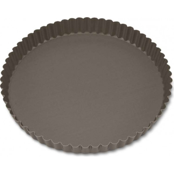 Tart tin with removable bottom