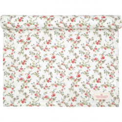 Table Runner Edda white by Greengate