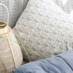 Kissenhülle - Cushion Cover -  smoke, 50 x 50 cm