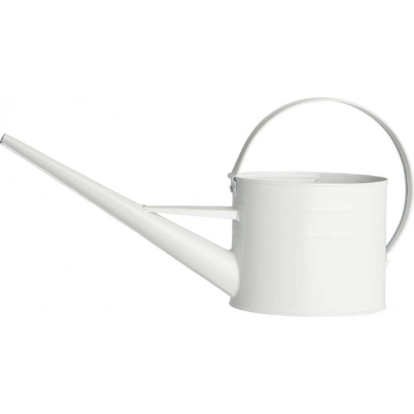 Zinc watering can, green, 5 liters
