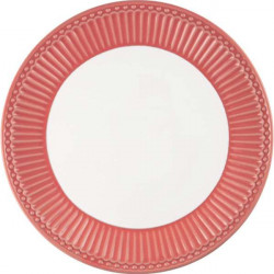 Cake Plate Alice pale ocean blue by Greengate