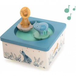 Music box, After the Rain