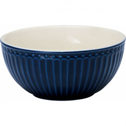 Cereal bowl Alice dusty green by Greengate