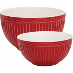 Servierschüssel - Serving bowl - Alice pale pink, groß, von Greengate