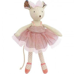 Ballerina mouse - cuddly toy