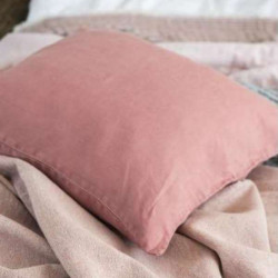 Cushion Cover - faded rose, 50 x 50 cm