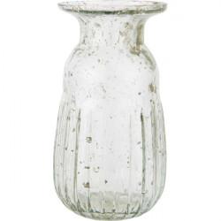 Apothekerglas für dünne Kerze