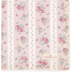 Napkin Abi petit white with lace by Greengate