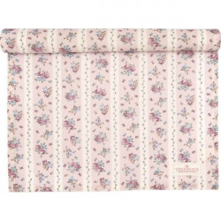 Table Runner Addison white by Greengate
