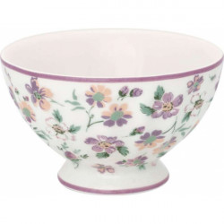 French bowl - xlarge Marie dusty rose by Greengate