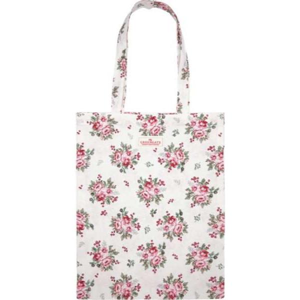 Shopper Bag Ava white by Greengate