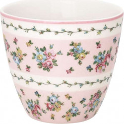 Latte cup Ansley white by Greengate