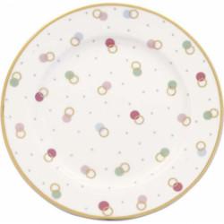 Dessertteller - Small plate - Marie petit dusty rose von Greengate