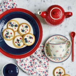 Teapot - Alice red by Greengate