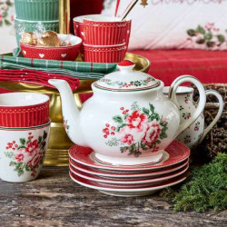 Teapot - Alice hazelnut brown by Greengate