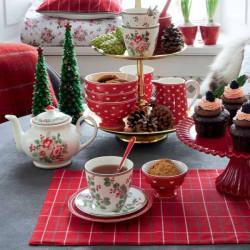 Teekanne - Teapot - Alice hazelnut brown von Greengate