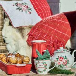 Teekanne - Teapot - Charline white von Greengate