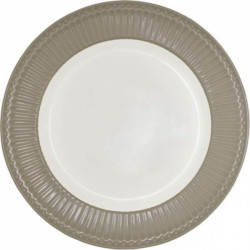 Dinnerplate Alice red by Greengate