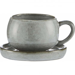 EspressoTasse - mug - aus Glas