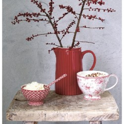Pitcher - Alice red by GreenGate