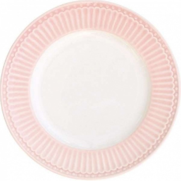 Plate Alice pale green