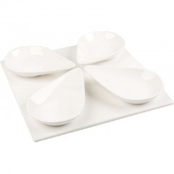 Bowl And Serve Set