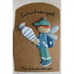 """Schutzengel """"Für Schulanfänger"""""""