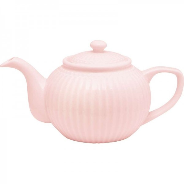 Teapot - Alice  pale pink by Greengate