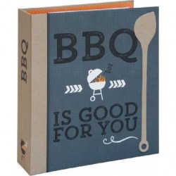Rezeptordner BBQ is good for you