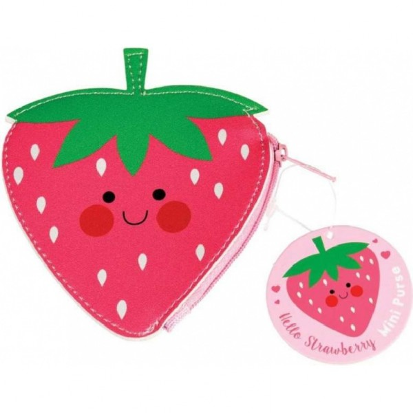 Geldbeutel Strawberry