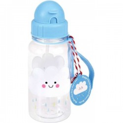 Kindertrinkflasche Happy Cloud