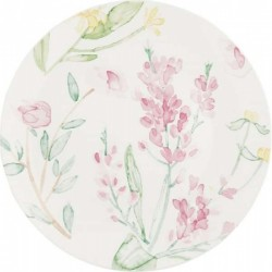 Dinnerplate Marley pale pink by Greengate