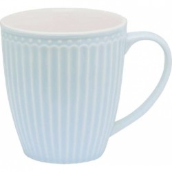 Mug - Alice pale blue by Greengate