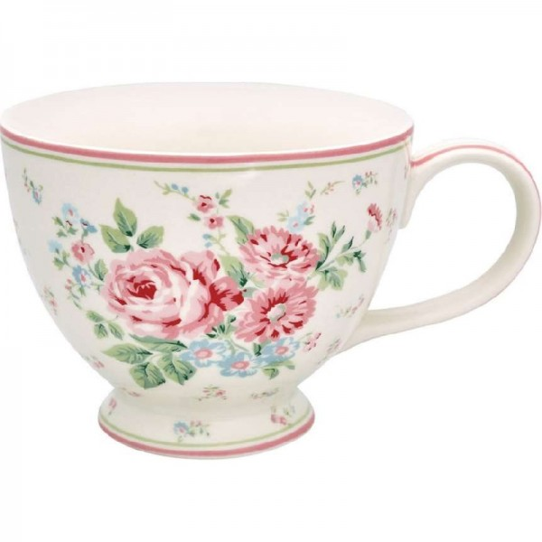 Teetasse - Teacup - Josephine black von Greengate
