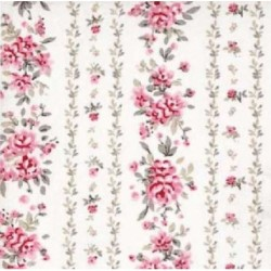 Stoff Flora vintage by Greengate