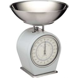 Nostalgia Antique Mechanical Scales, green