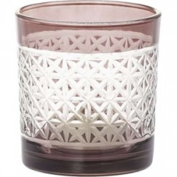 Tealight Cross smoke,8 cm