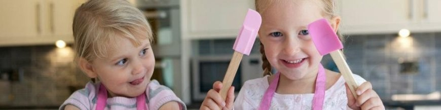 Baking utensils for children