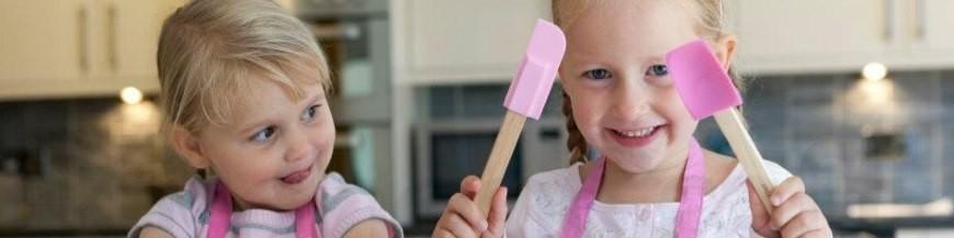 Baking utensils for children