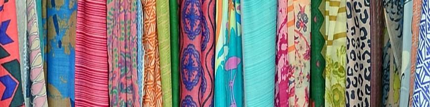 Scarves, Shawls, Umbrellas